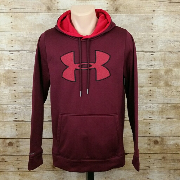 Mens Under Armour Hoodie Size Small Activewear